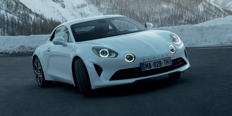 2018 Alpine A110 pricing and specs