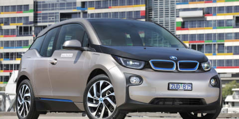 BMW i3 : arrives November, priced from $63,900