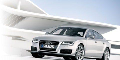 2011 Audi A7 Sportback leaked before today's unveiling