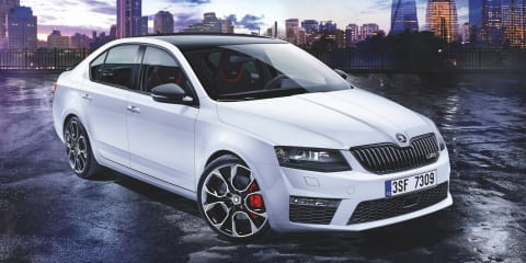 Skoda Octavia RS 230 confirmed for Australia in 2016