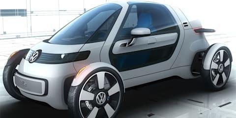 Volkswagen NILS Concept revealed ahead of Frankfurt show