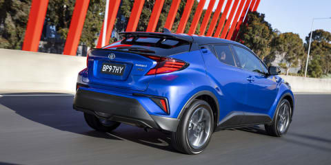 2020 Toyota C-HR pricing and specs