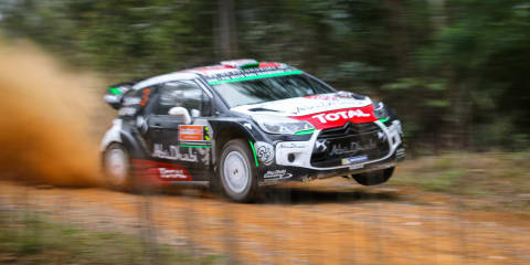WRC Rally Australia 2015 Gallery : Up close and dusty