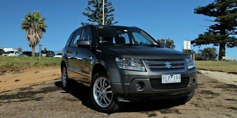 Suzuki Grand Vitara: Review, Specification, Price | CarAdvice