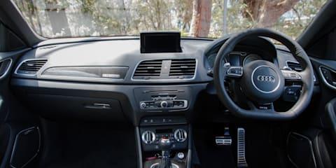 Audi RSQ3 v Mercedes-Benz GLA45 AMG : Comparison review