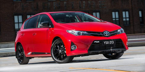 Toyota Corolla RZ special edition launches from $22,290