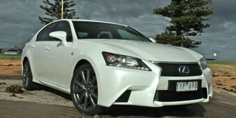 Lexus GS250 Review