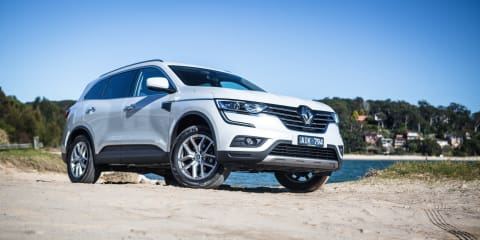 2017 Renault Koleos Intens (4x4) Review