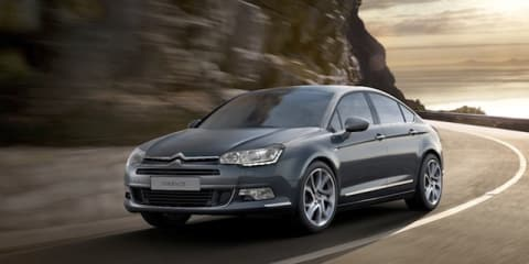 2013 Citroen C5: minor updates for French mid-sizer