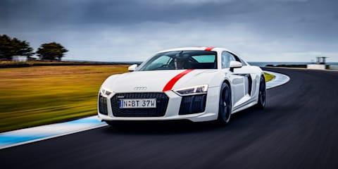 2018 Audi R8 RWS review