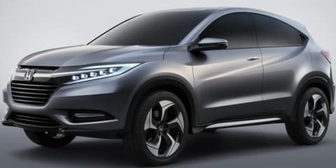 Honda Urban SUV concept images leaked