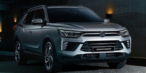 2020 SsangYong Korando revealed, Australian launch Q3