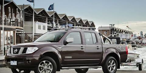 Nissan releases limited edition Navara 'Titanium'