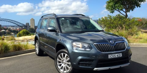 2015 Skoda Yeti 77TSI Active Review