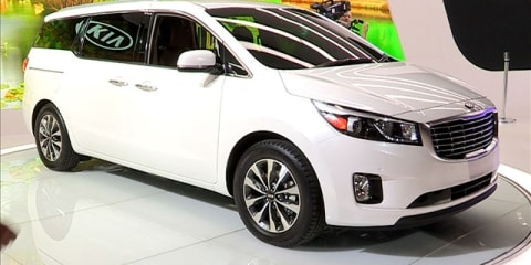 Kia Carnival Design Interview with Peter Schreyer