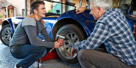 Fail-safe Father's Day gift ideas for your car-loving dad