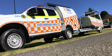 NSW State Emergency Service launches fleet renewal program in the lead-up to national volunteer week