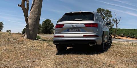 2019 Audi Q7 50TDI long-term review: Country road trip