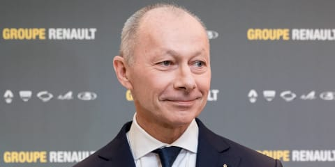 Renault CEO Bollore fired