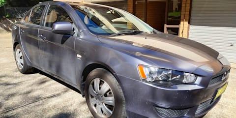 2011 Mitsubishi Lancer ES review