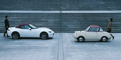Mazda announces prices for 700 limited-edition 100th anniversary models