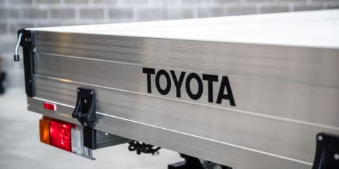 Toyota says rural buyers keen on HiLux, LandCruiser hybrids