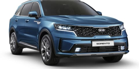 2021 Kia Sorento engines detailed: 2.2 diesel, 3.5 petrol for Australia