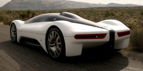 Design Review: Maserati Birdcage 75th Concept (2005)