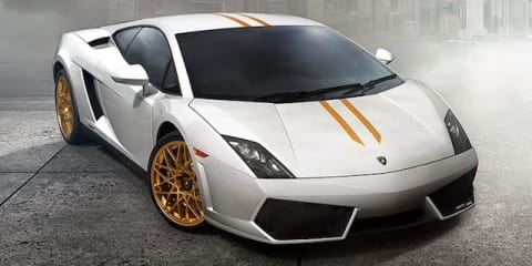 Lamborghini Gallardo LP550-2: 20th anniversary Hong Kong edition released
