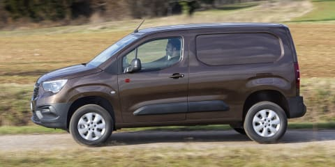 2019 Opel Combo 4x4 unveiled