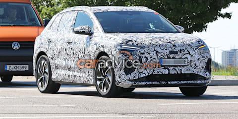 2021 Audi Q4 e-tron spied in Europe, under evaluation for Australia