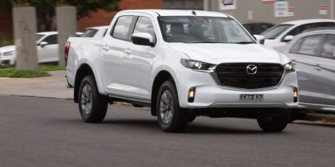 2021 Mazda BT-50 review: XT 4x4 manual