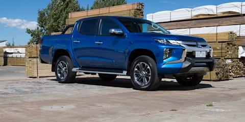 2019 Mitsubishi Triton GLS Premium review: Runout wrap