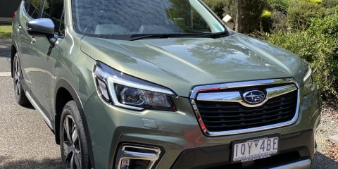 20 Subaru Forester 2.5i-S (AWD) review