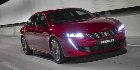 2020 Peugeot 508 GT review