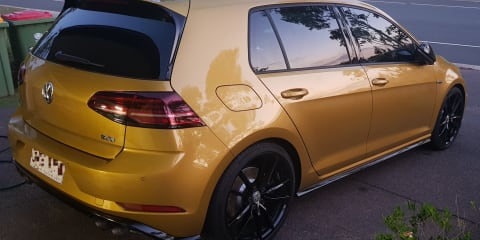 2018 Volkswagen Golf R Special Edition review