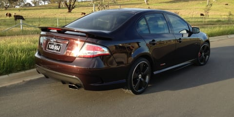 2009 Ford FPV F6 Review