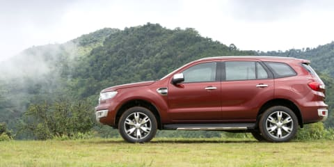 2016 Ford Everest - first drive