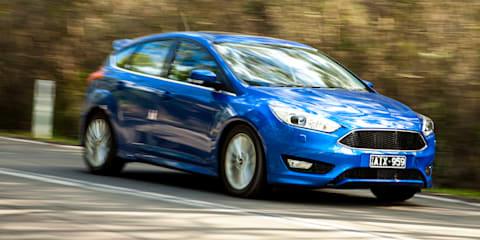 2016 Ford Focus Titanium: road trip through the Southern Highlands via Sea Cliff Bridge