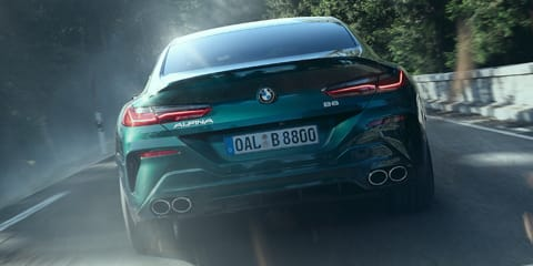2022 Alpina B8 Gran Coupe: Tuned BMW 8 Series revealed