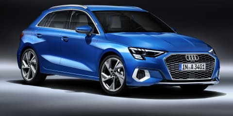 2021 Audi A3 Sportback revealed, Australian debut confirmed - new photos