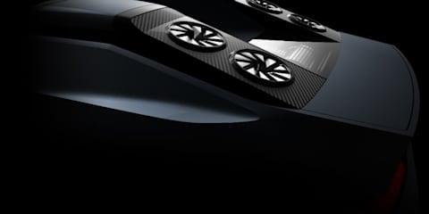 Mitsubishi teases Tokyo-bound concept