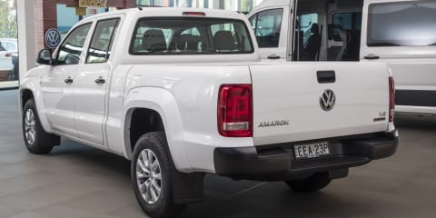 Volkswagen to offer long-wheelbase Amarok 'XL' and 'XXL' conversions