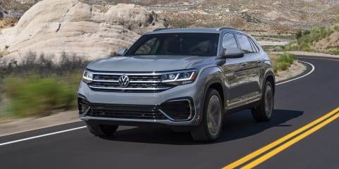 2020 Volkswagen Atlas Cross Sport unveiled