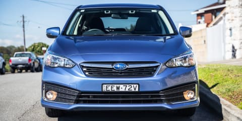 2020 Subaru Impreza 2.0i Premium hatch review