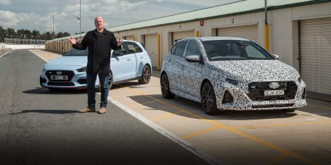 Video: 2021 Hyundai i20 N review – prototype track drive