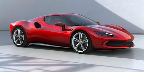 2022 Ferrari 296 GTB revealed: The Ferrari-designed V6 returns – and it's a hybrid!
