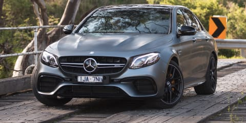 2017 Mercedes-AMG E63S review