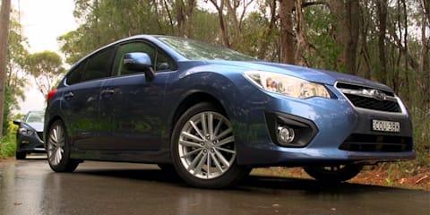 Subaru Impreza AWD review