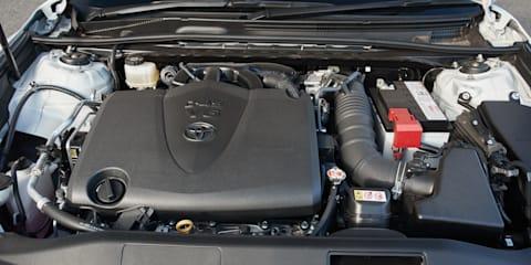 2018 Mazda 6 GT v Toyota Camry SL V6 comparison